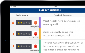 Online Review Management Dashboard